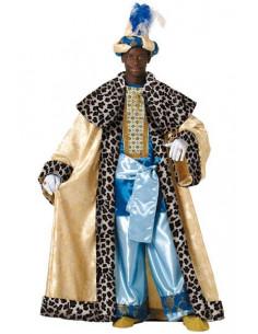 Disfraz Rey Mago Baltasar lujo