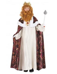 Disfraz de Rey  Gaspar niño