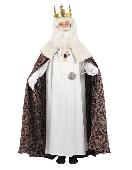 Disfraz Rey mago Melchor infantil