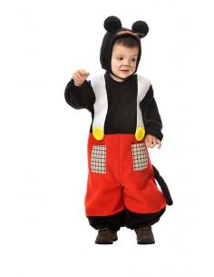 Disfraz ratón bebe  Tallas-12 meses