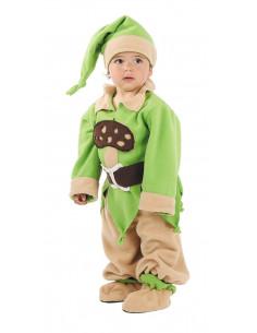 Disfraz enanito bebe  Tallas-24 meses