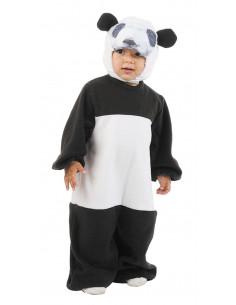 Disfraz oso panda bebe