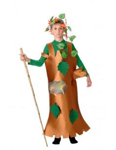 Disfraz ecologista infantil