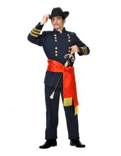 Disfraces del ejercito confederal