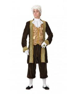 Disfraces de época baron hombre