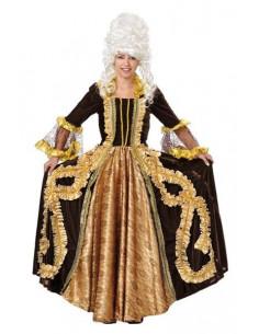 Disfraz baronesa mujer  Tallas-M
