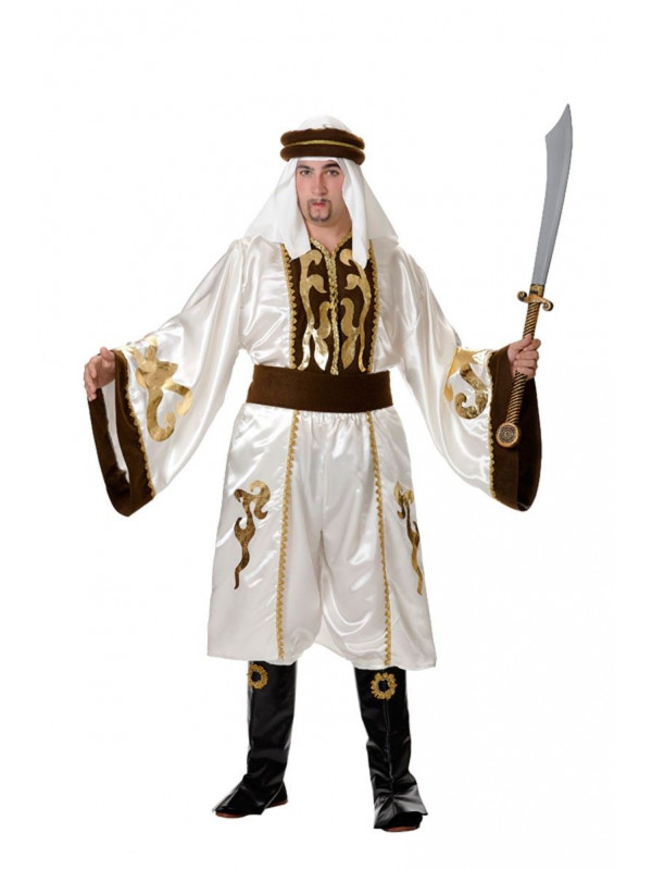 Disfraz de Laurens de Arabia hombre
