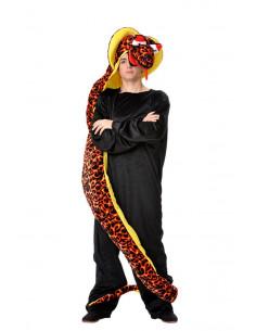 Disfraz cobra adulto