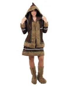 Disfraces de esquimal de mujer