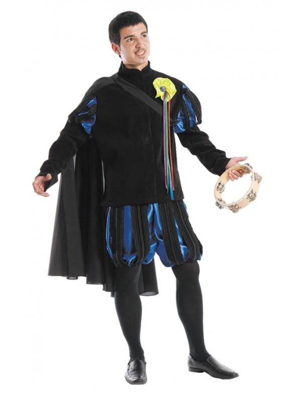 Disfraz de tuno hombre