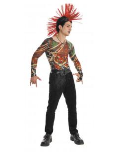 Disfraces de macarra hombre  Tallas-XL