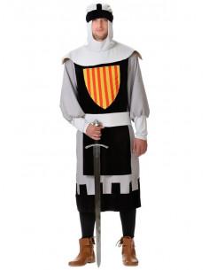 Disfraz Ramiro de Aragón adulto