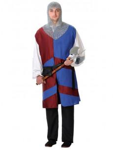 Disfraz medieval lancero hombre