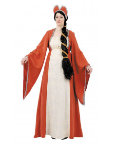 Vestidos medievales de Doña Leonor