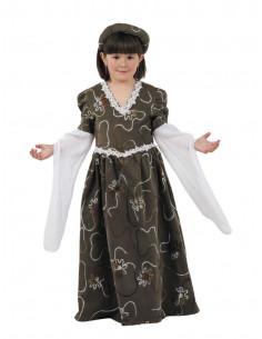 Disfraz de Dulcinea niña