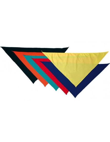 Pañuelo triangular para el cuello