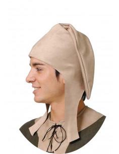 Gorro campesino medieval