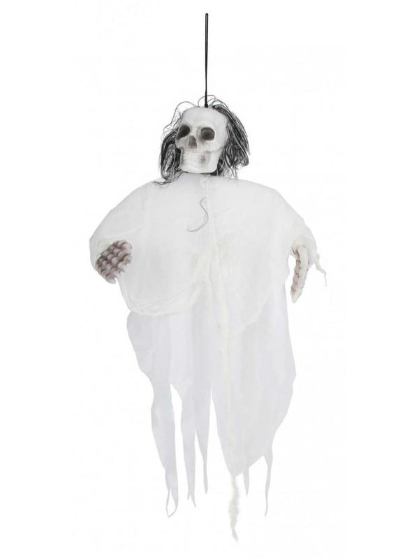 Esqueleto colgante