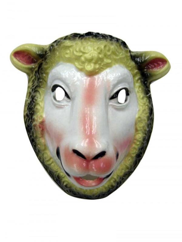 Careta de oveja pvc