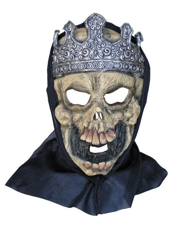 Mascara latex esqueleto