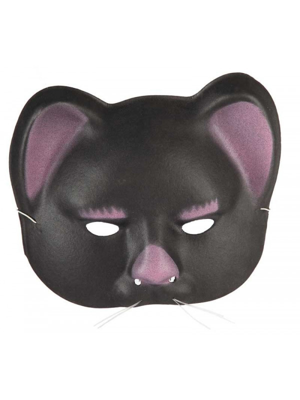 Careta gato negro eva