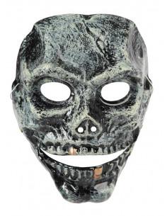 Careta esqueleto plastico articulada
