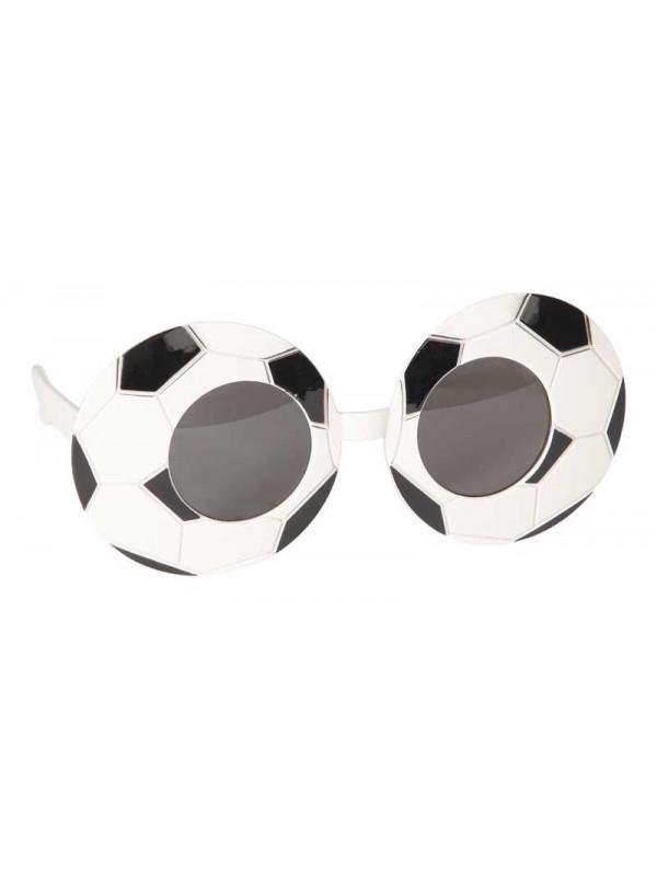 Gafas balon futbol