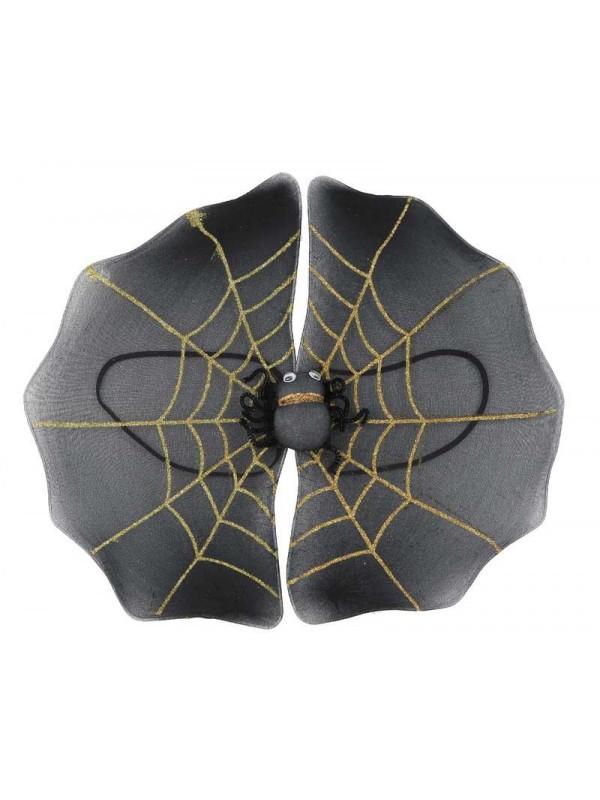 Alas tela de araña