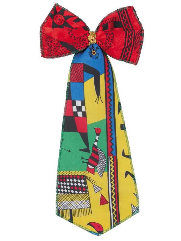 Corbata payaso