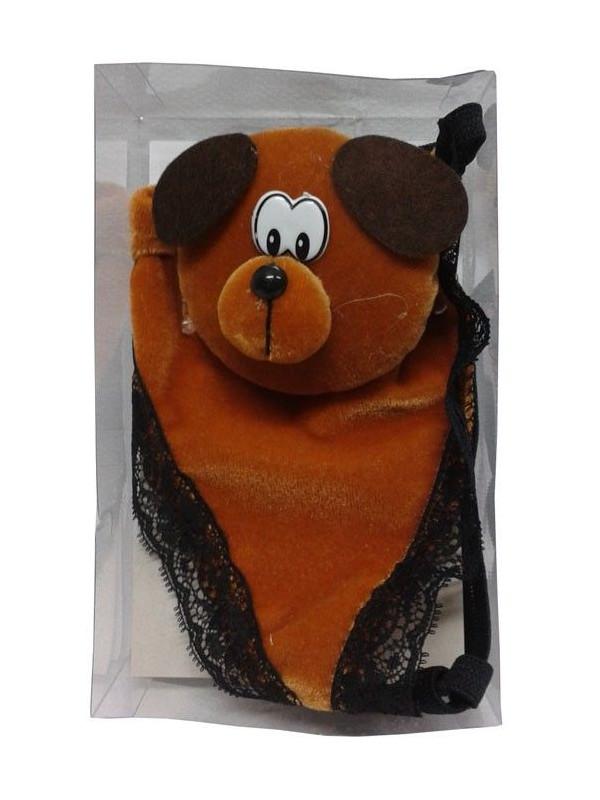 Tanga perro con voz