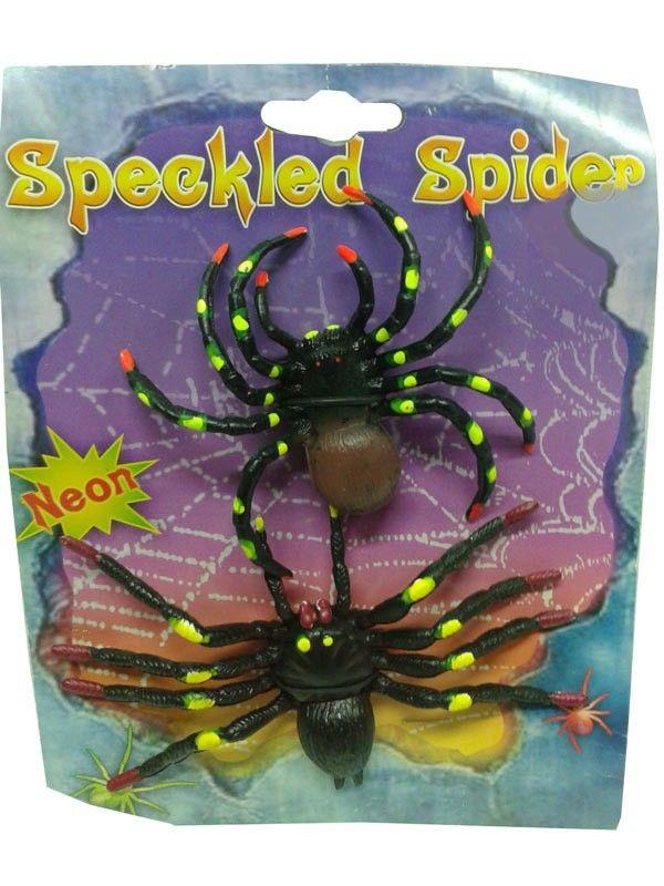 Arañas neon