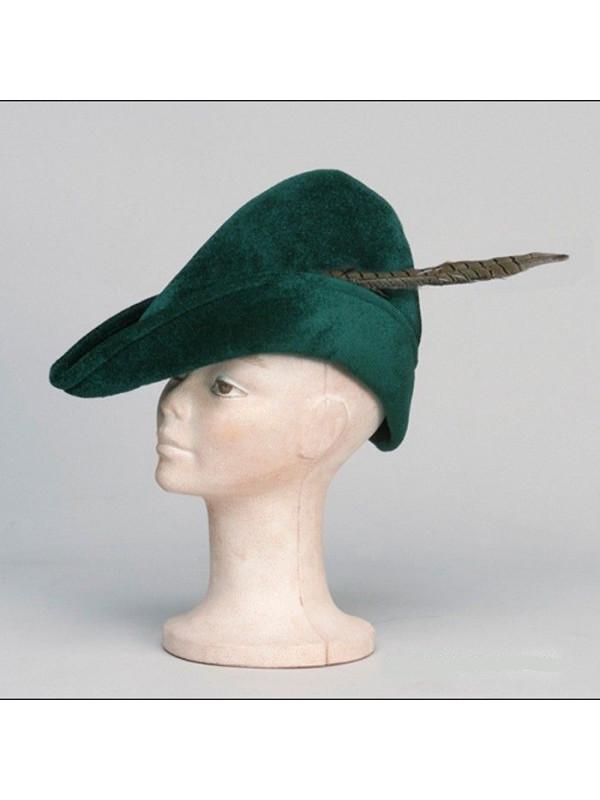 Sombrero de Robin Hood tela