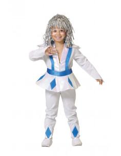 Disfraz galáctica niña