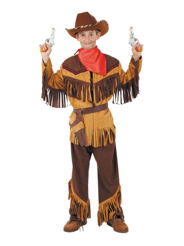 Disfraz bufalo bill niño