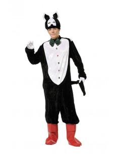 Disfraz de Gato con Botas adulto