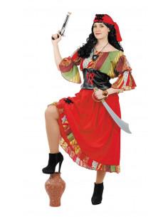 Disfraces de corsaria para  mujer