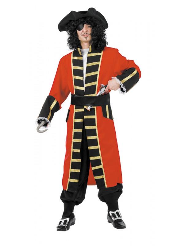 Disfraces Capitán Garfio para adulto