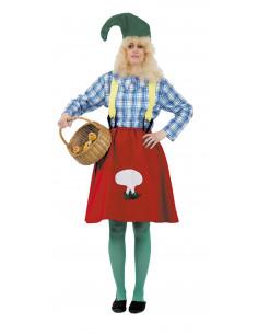 Vestidos de granjera para mujer