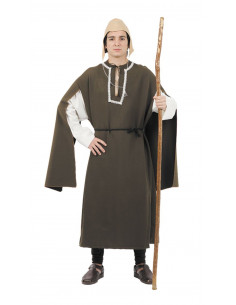 Disfraz escudero adulto