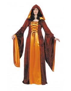 Disfraces medievales dama de la corte
