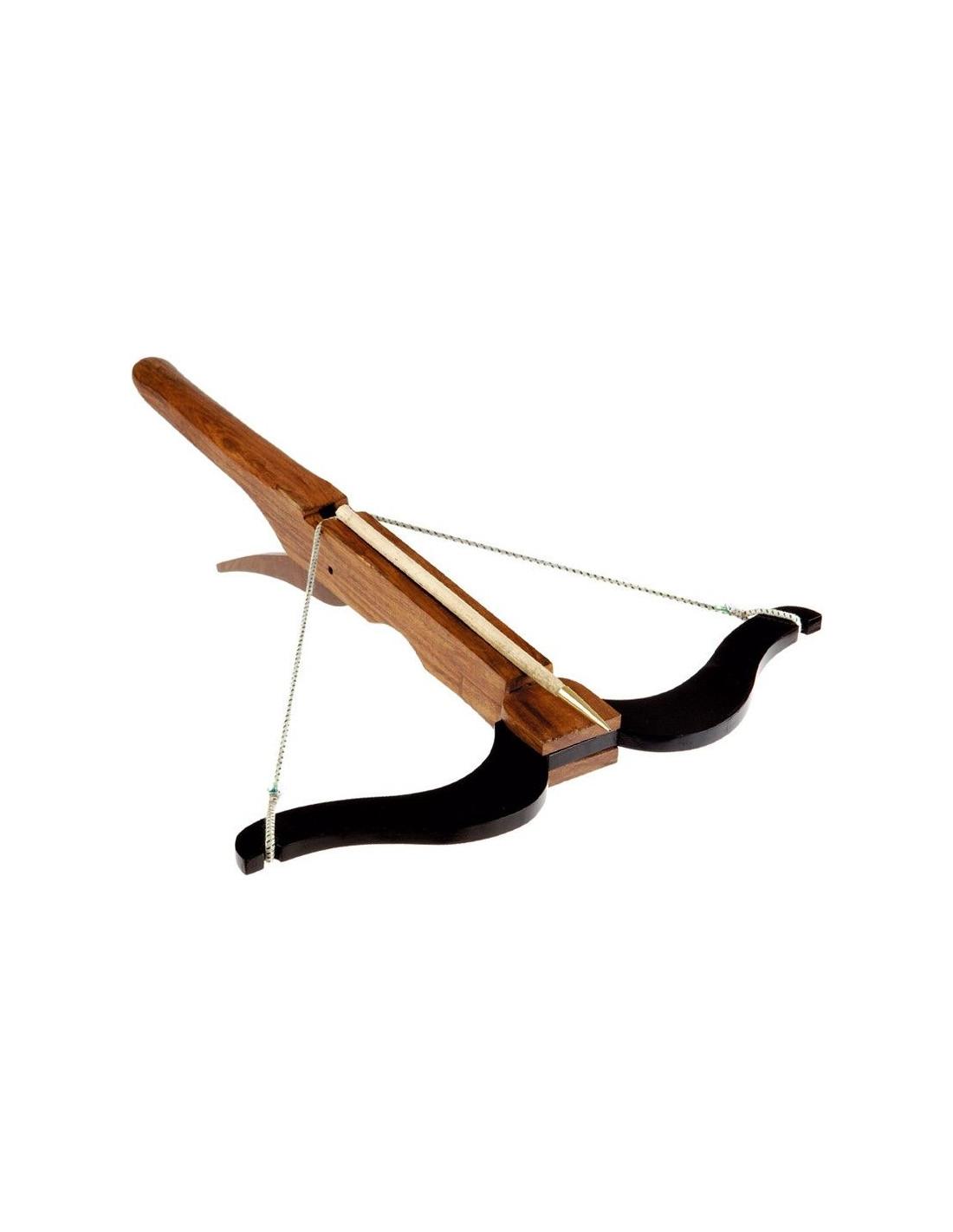 Ballesta medieval de madera - Comprar en Tienda Disfraces Bacanal ee9b3adbe21