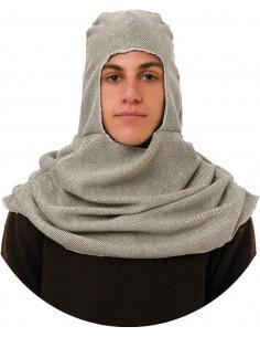 Capucha medieval adulto