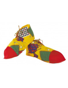 Zapato payaso adulto