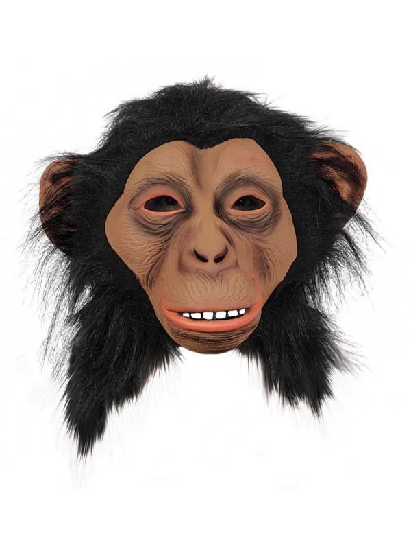 Máscara mono chimpace