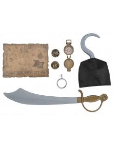Set de pirata con espada