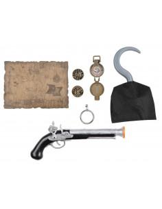 Set de pirata con pistola