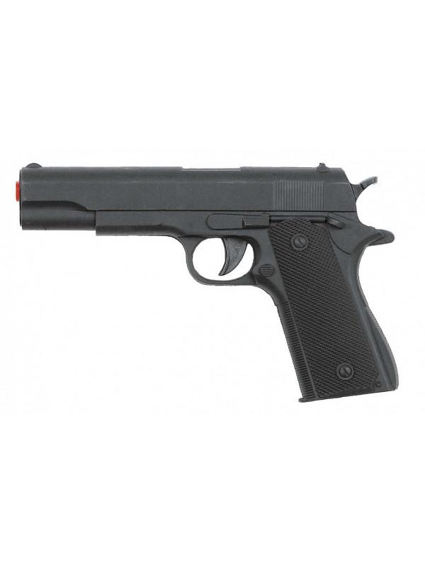 Pistola de ganster