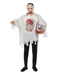 Camisa Halloween con tripas