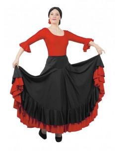 Falda de andaluza
