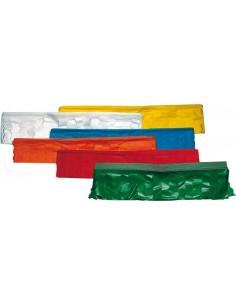 Fleco plástico para decoración de fiestas